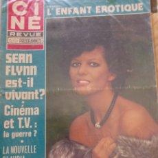 Cine: CINE REVUE 1975. Lote 270222603