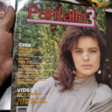 Cine: REVISTA PANTALLA 3 1990. Lote 270398538