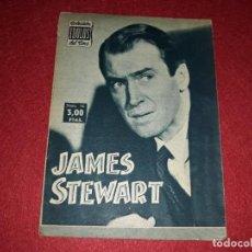 Cine: JAMES STEWART COLECCIÓN IDOLOS DEL CINE Nº 66. Lote 270930538