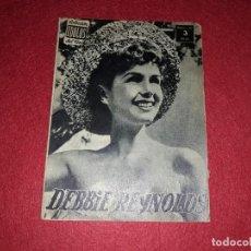 Cine: DEBBIE REYNOLDS COLECCIÓN IDOLOS DEL CINE Nº 75. Lote 270933563