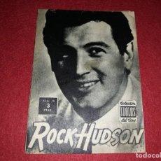 Cine: ROCK HUDSON COLECCIÓN IDOLOS DEL CINE Nº 76. Lote 270934033