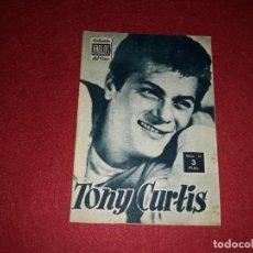 Cine: TONY CURTIS COLECCIÓN IDOLOS DEL CINE Nº 78. Lote 270935258