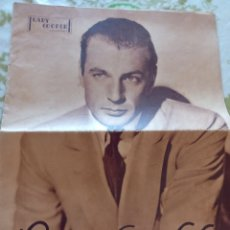 Cine: POPULAR FILM GARY COOPER 1936. Lote 271619428