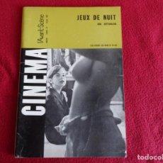 Cine: CINEMA L´AVANT SCENE Nº 67 1967 INGRID THULIN EN FRANCES. Lote 271621588