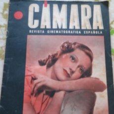 Cine: CÁMARA CONCITA MONTES GARY COOPER ALFREDO MAYO1941. Lote 271640893