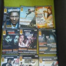 Cinema: REVISTA CINE ASIA 23 NÚMEROS. Lote 271959348
