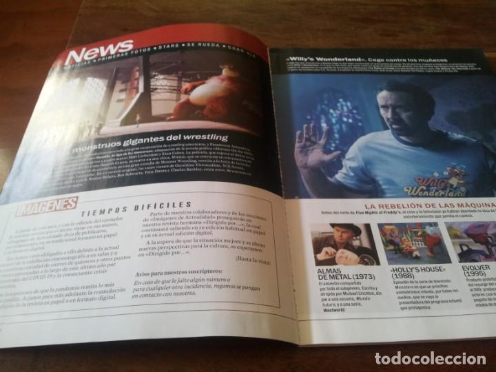 Cine: revista de cine Imagenes de Actualidad - Nº 416 febrero 2021 ultimo numero - Foto 2 - 272125623