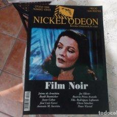 Cine: NICKEL ODEON Nº VEINTE, 2000, FILM NOIR, ARMIÑAN, JUAN COBOS, GARCI, ANTONIO M. SARRION, JOS OLIVER. Lote 272241598