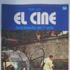 Cine: REVISTA EL CINE (7º ARTE) 1974 JAMES BOND SPENCES TRACY, BRANDO ETC. Lote 272651733
