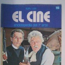 Cine: REVISTA EL CINE (7º ARTE) 1974 ESPECIAL FRANKENSTEIN ETC. Lote 272651943