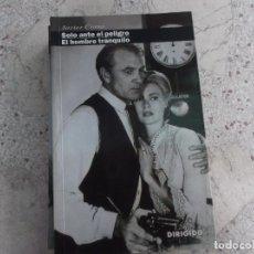 Cine: LIBROS DIRIGIDO, PROGRAMA DOBLE Nº 29, SOLO ANTE EL PELIGRO, EL HOMBRE TRANQUILO. Lote 272867483