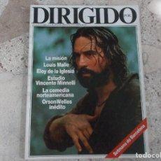 Cine: DIRIGIDO POR Nº 139, COMEDIA NORTEAMERICANA, LA MISION, ELOY DE LA IGLESIA, VICENTE MINNELLI, ORSON. Lote 272869013