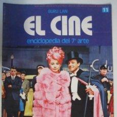 Cine: REVISTA EL CINE (7º ARTE) 1974 SOPHIA LOREN, MASTROIANI, BOB HOPE, BING CROSBY ETC. Lote 272650938