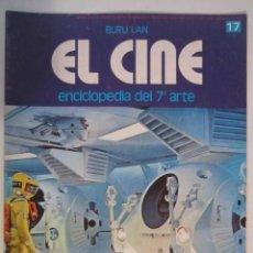 Cine: REVISTA EL CINE (7º ARTE) 1974 BARBARELLA DE VADIN, LA ODISEA DE KUBRICK ETC. Lote 272885393