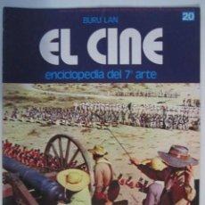 Cine: REVISTA EL CINE (7º ARTE) 1974 SOLO ANTE EL PELIGRO ZINNEMANN ESPECIAL OESTE ETC. Lote 272885748