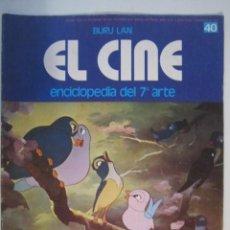 Cine: REVISTA EL CINE (7º ARTE) 1974 ESPECIAL COMICS ETC. Lote 272886278