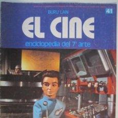 Cine: REVISTA EL CINE (7º ARTE) 1974 ESPECIAL COMICS ETC. Lote 272886413
