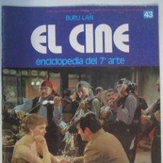"""Cine: REVISTA EL CINE (7º ARTE) 1974 """"TENTACION"""" GRETA GARBO, EL SEPTIMO CIELO DE HENRY KING ETC. Lote 272887173"""