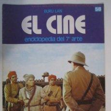 "Cine: REVISTA EL CINE (7º ARTE) 1974 ""DAMNED DE VISCONTI, ABRAHAM DE GRIFFITH ETC. Lote 272887648"