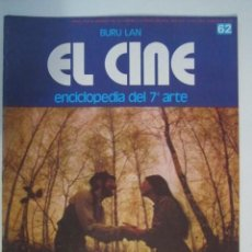 Cine: REVISTA EL CINE (7º ARTE) 1974 ESPECIAL CINE DE VANGUARDIA ETC. Lote 272888473