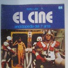 Cine: REVISTA EL CINE (7º ARTE) 1974 ESPECIAL CINE RUSO ETC. Lote 272889063