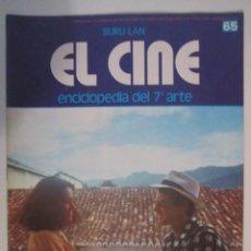 Cine: REVISTA EL CINE (7º ARTE) 1974 ESPECIAL CINE DE VANGUARDIA ETC. Lote 272889228