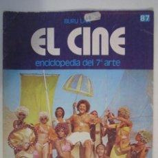Cine: REVISTA EL CINE (7º ARTE) 1974 ESPECIAL CINE DE RUSO ETC. Lote 272889463