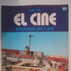 Cine: REVISTA EL CINE (7º ARTE) 1974 EL GRAN COMBATE DE JOHN FORD, LA HUIDA DE PECKINPAH ETC. Lote 272889878