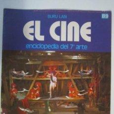 Cine: REVISTA EL CINE (7º ARTE) 1974 HEROES DEL MAR DE WYLER EL CARDENAL DE OTTO PREMINGER ETC. Lote 272890273
