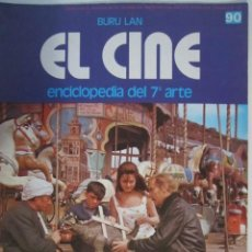 Cine: REVISTA EL CINE (7º ARTE) 1974 CALLE MAYOR Y LA VENGANZA DE BARDEM ETC. Lote 272890508