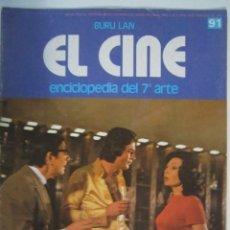 Cine: REVISTA EL CINE (7º ARTE) 1974 ESPECIAL CINE ESPAÑOL Y ITALIANO ETC. Lote 272890878