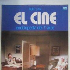 Cine: REVISTA EL CINE (7º ARTE) 1974 DRACULA , PUERTA DE LAS LILAS DE RENE CLAIR ETC. Lote 272891283