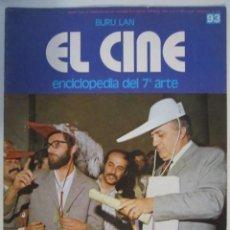 Cine: REVISTA EL CINE (7º ARTE) 1974 MILAGRO EN MILAN DE SICA, Y GIULIETTA DE LOS ESPIRITUS DE FELLINIETC. Lote 272891718