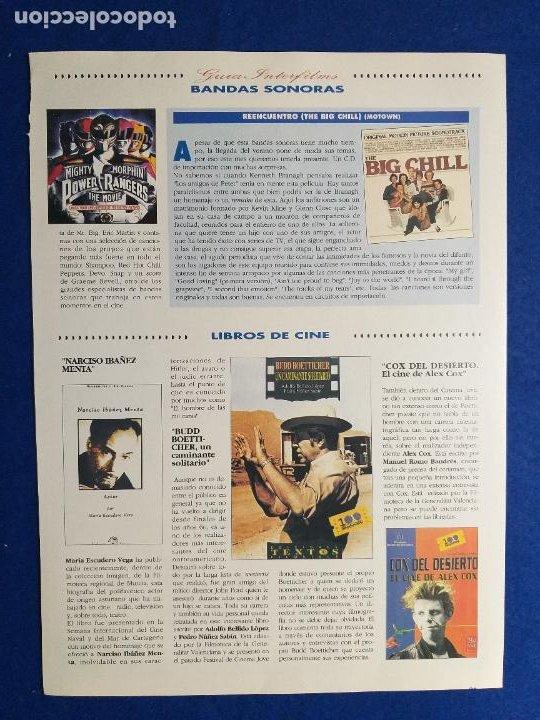 Cine: PAGINA DE REVISTA CON PUBLICIDAD LA PELÍCULA: EL CAZADOR DE CIERVOS. ROBERT DE NIRO - Foto 2 - 272911803