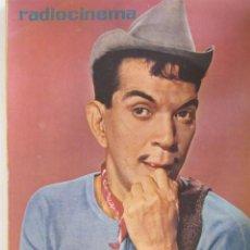 Cine: REVISTA RADICINEMA 1961 Nº 471. Lote 272915758