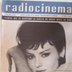 Cine: REVISTA RADICINEMA 1962 Nº 528 TODO SOBRE CINE, TEATRO Y MUSICA. Lote 272918053