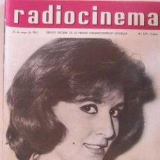 Cine: REVISTA RADICINEMA 1962 Nº 529 TODO SOBRE CINE, TEATRO Y MUSICA. Lote 272918098