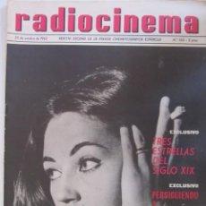 Cine: REVISTA RADICINEMA 1962 Nº 530 TODO SOBRE CINE, TEATRO Y MUSICA. Lote 272918238