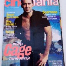 Cine: CINEMANIA Nº56 - MAYO 2000. Lote 273252538
