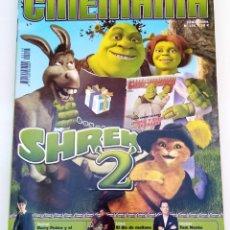 Cine: CINEMANIA Nº105 - JUNIO 2004. Lote 273253418