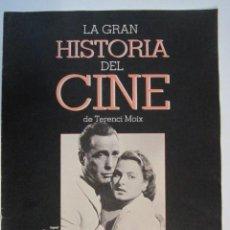Cine: REVISTA LA GRAN HISTORIA DE CINE Nº 1 TERENCI MOIX. Lote 273270088