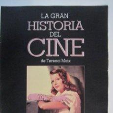Cine: REVISTA LA GRAN HISTORIA DE CINE Nº 2 TERENCI MOIX. Lote 273270183
