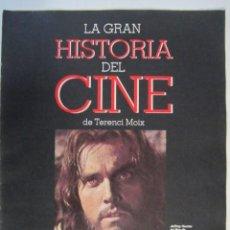 Cine: REVISTA LA GRAN HISTORIA DE CINE Nº 4 TERENCI MOIX. Lote 273270403