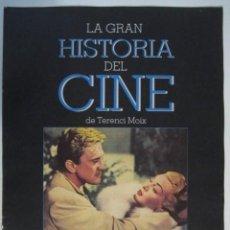 Cine: REVISTA LA GRAN HISTORIA DE CINE TERENCI MOIX Nº6. Lote 273270718