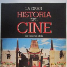 Cine: REVISTA LA GRAN HISTORIA DE CINE TERENCI MOIX Nº6. Lote 273270773