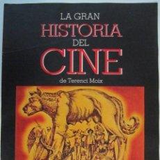 Cine: REVISTA LA GRAN HISTORIA DE CINE TERENCI MOIX Nº7. Lote 273270813