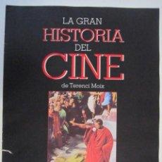 Cine: REVISTA LA GRAN HISTORIA DE CINE TERENCI MOIX Nº7. Lote 273270848