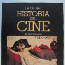 Cine: REVISTA LA GRAN HISTORIA DE CINE TERENCI MOIX Nº9. Lote 273270928