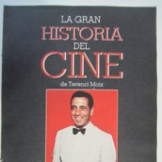 Cine: REVISTA LA GRAN HISTORIA DE CINE TERENCI MOIX Nº10. Lote 273270973