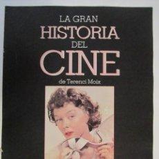 Cine: REVISTA LA GRAN HISTORIA DE CINE TERENCI MOIX Nº10. Lote 273270998